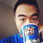[P366:054] Sipping coffee & waiting for Santa thumbnail