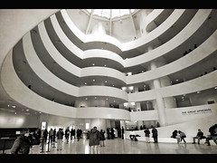 The Great Upheaval (dovetaildw) Tags: new york frank nikon lloyd guggenheim wright musem d7000