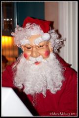 Jultomten (mmoborg) Tags: santa sweden santaclaus sverige tomte jultomte 2011 mmoborg mariamoborg