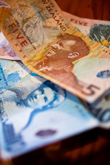 New Zealand Tax Revenues Below Forecast