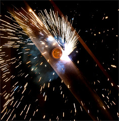 Always the sun (aremac) Tags: sun firework newyear silvester gettygermanyq4