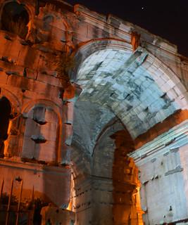 Arco di Giano Quadrifronte/ Roma