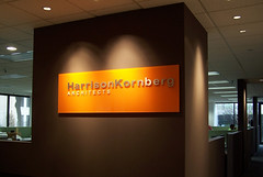 Interior Office Sign with a Custom Painted Matte Finish Orange Back Plate for Harrison Kornberg Architects, Houston TX (www.SaifeeSigns.NET) Tags: sanfrancisco seattle atlanta chicago newyork philadelphia phoenix boston sanantonio arlington austin washingtondc dallas losangeles texas sandiego miami corpuschristi neworleans detroit sanjose denver saltlakecity batonrouge elpaso tulsa oklahomacity fortworth wallsigns nashvilletn houstontx etchedglass brownsvilletexas 3dsigns odessatx beaumonttx planotx midlandtx mcallentx officesign interiorsign officesigns glasssigns lubbocktx dimensionalletters killeentx dimensionalsigns signletters wallletters architecturalletters aluminumletters interiorsigns acrylicletters lobbysigns acrylicsigns officesignage architecturalsigns lobbysignage acryliclogo logosigns receptionsigns conferenceroomsigns 3dlettersigns receptionareasigns interiorsignshouston interiorletters saifeesignsandgraphics houstonsigncompany houstonsigncompanies houstonsigns