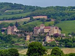 Château de Berzé (Martin M. Miles) Tags: france burgundy 71 romanesque bourgogne saôneetloire berzélaville berzélechâtel châteaudeberzé huguesofberzé labibleauseigneurdebarzil