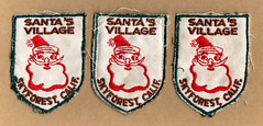 Santa's Village Patches (Miehana) Tags: california santasvillage skyforest