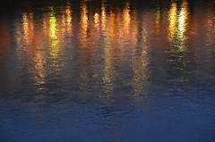 Salzburg (anuwintschalek) Tags: christmas bridge winter reflection salzburg night river weihnachten lights austria evening abend december illuminated brücke fluss altstadt oldtown spiegelung lichter talv salzach vanalinn jõgi sild 2011 õhtu jõulud tuled peegeldus d7k tulukesed nikond7000 sigma1770os
