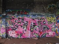 Pispala graffiti (Thomas_Chrome) Tags: street art rooftop suomi finland graffiti hall europe fame tampere hof pispala of