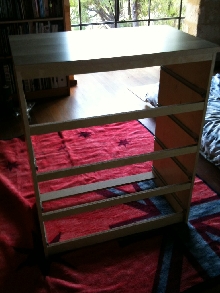 ikea malm 6 drawer dresser assembly instructions