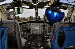 Bell412 (Rav3nXV) Tags: cabin nikon bell interior aviation cockpit helicopter helicopters 412 kac 334 offcamera nikor helitack sealake 18105mm d7000 sb700