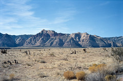 Red Rock Canyon (we make it chromatic) Tags: leica city vegas arizona urban usa film analog 35mm vintage desert lasvegas kodak nevada canyon strip deathvalley portra 2012 leicam6 pellicule portra160 francoisollivier stereokini stereokinitumblrcom