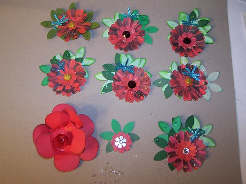 Art of making paper flowers image collections flower decoration ideas flickriver paper flower craft pool paper flowers for cards mightylinksfo mightylinksfo