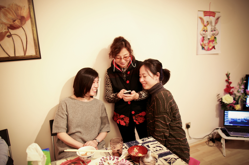 Chen Jie home dinner 033