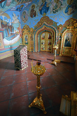 GoldenRing_Kostroma_Ipatievsky - 24 (Pablo de Gorrion) Tags: old architecture temple nikon interiors cathedral russia geometry antique interior murals inside orthodox fresco volga insides 2012 troitsky wallpaintings frescos kostroma sigma1020mmf456 d7000 vorobiev ipatievskymonastery montekristum vagonsky pablodegorrion