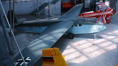 DFS 230A-2 Lastensegler replica in Oberschleissheim (J.Com) Tags: museum germany munich deutschland aircraft aviation air replica 230 ka 152 deutsches dfs flugwerft luftwaffe oberschleissheim schleissheim lastensegler