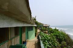 The Rising Phoenix (danpea) Tags: sea green ghana accra
