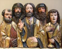 Last Supper: the boys are back in town (Simon_K) Tags: london museum albert victoria va
