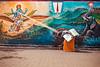 Venkateswara. Tirumala, India (Marji Lang Photography) Tags: travel light people india elephant man wall painting religious temple fire ray vishnu god lumière indian faith hill religion scene peinture devotion mystical rayon hindu hinduism legend mythology pilgrimage swami garuda pilgrim divinity dieu enlightened balaji tirupati rayoflight mythologie andhrapradesh hindouisme travelphotography hindou tirumala republicofindia pélerinage vaishnava pélerin hindugod venkateswara venkateshwara thirumalai hindumythology srivenkateswara vishnou ef247028l indiansubcontinent srinivasa tirumalai kaliyuga भारतगणराज्य canoneos5dmarkii venkateswaraswami venkateswaratemple ভারত marjilang వేంకటేశ్వర వెంకన్న वेंकटेश्वर venkatachalapati வெங்கடாசலபதி kaliyugavaikuntam mythologiehindoue