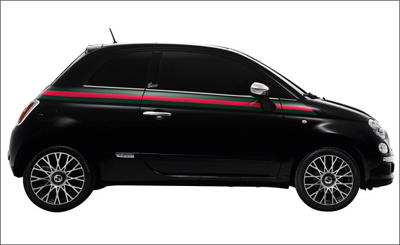 Fiat 500 Gucci Edition Inline 576px (Greenway Dodge Chrysler Jeep