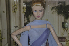 SOLD - To Catch A Thief Grace Kelly Barbie Doll (atrikaa) Tags: gracekelly barbiedoll tocatchathief pinklabel modelmusedoll