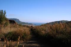 (SKTB3000.NET // Fotografía) Tags: sea españa mar spain bush hiking horizon murcia senderismo mediterráneo horizonte matorral portmán mediterranenan launión sierraminera