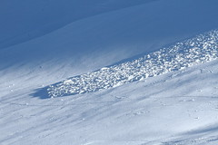 Avalanche (Elysium 2010) Tags: snow alps meteo avalanche skimountaineering avalanchedanger