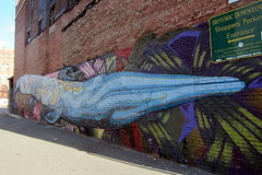 Jersey City: SAGE mural (wallyg) Tags: streetart newjersey mural jerseycity nj sage jc whale hudsoncounty sageartists