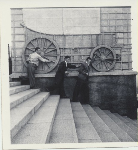 Voortrekker Monument March 1954