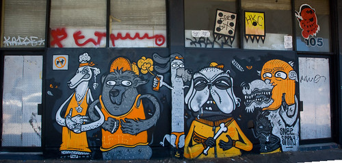 Collingwood dogs_Panorama