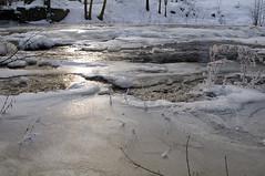 Loobu jgi (Jaan Keinaste) Tags: winter ice water river estonia pentax vesi eesti talv j jgi k7 harjumaa joaveski pentaxk7 29012012 loobujgi