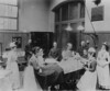 Operating Theatre, 1895 (Royal Free Archive Centre) Tags: uk london history photo group victorian clothes operation edwardian patients royalfreehospital hygeine operatingtheatre historyofmedicine patientcare