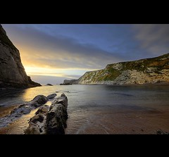 """ MAN O WAR BAY "" (Wiffsmiff23) Tags: dorset manowar jurassiccoast"