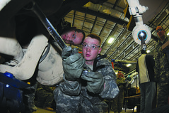Bigwrench (Fort Lee Traveller) Tags: school army us mine fort wheeled lee blair vehicle romero mechanic ambush protected ordnance resistant mrap ordn