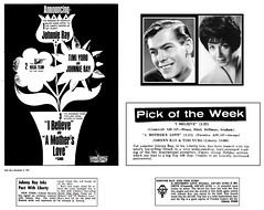 87 Johnnie Ray & Timi Yuro ad Liberty - Cash Box - December 2 - 1961 - 45 rpm A mothers love - I believe (Catvas2) Tags: pictures las vegas portrait chart records roy poster liberty born louis photo video illinois concert italian 60s san ray otis image photos box album duet profile ad hamilton vinyl pic images charts billboard highschool advertisement cash entertainment american commercial hollywood article week pick fotografia johnnie articles edith sr biography songs soundtrack grammy photostream rodolfo remo songwriter eurovision nominee interlude songcontest dolphy canzone yuro quizon alvolturno catvas2 httpwwwflickrcomphotostimiyuro httpwwwflickrcompeopletimiyuro