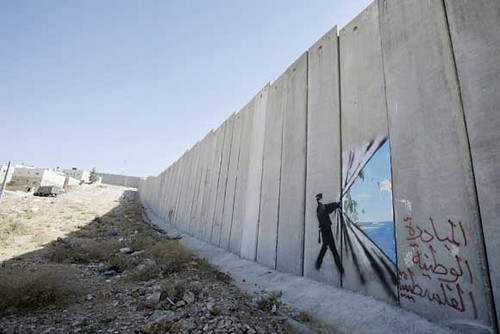 Separation Wall 5
