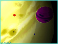 Au milieu de l'univers ... (Tim Deschanel) Tags: life sun white fall landscape tim perception hole sl destiny lea second homeworld universe paysage exploration infinite hollow deschanel univers harter earthling npirl deesselle theorderofperception q937x1 wandugus lea16
