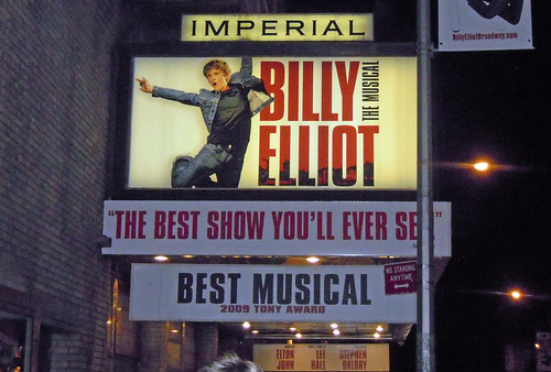 NYC Billy Elliot