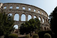Arena (Joko-Facile) Tags: town ancient roman croatia arena stadt pula römisch antik kroatien kolosseum istrien istrian daltusreisengmbh
