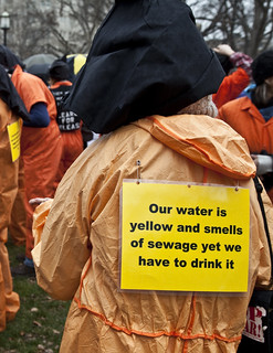 "Witness Against Torture: ""Our Water Is Yellow"""