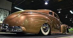 The Lassell Merc (Chad Horwedel) Tags: classic car illinois mercury rosemont custom merc worldofwheels 1948mercury thelassellmerc