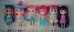 A Doll A Day. Mar 31. On The Shelf.