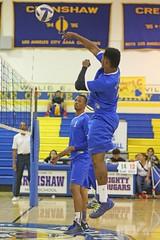 D103393A (RobHelfman) Tags: sports losangeles highschool volleyball dorsey crenshaw robertgordon markalelawson