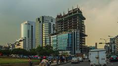 Pathapath Intersection (ASaber91) Tags: city dhaka bangladesh bazar karwan bashundhara panthapath