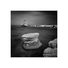 Edro III (Furious Zeppelin) Tags: sea bw white black nikon iii cyprus caves le d80 edro furiouszeppelin fz