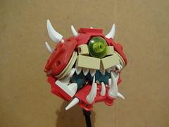 Cacodemon (Cezium) Tags: lego doom bionicle moc ccbs cacodemon