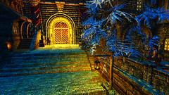 9 (Beth Amphetamines) Tags: city wallpaper race screenshot mod solitude erin armor thief arrow noise weapons holds garret overhaul skyrim thief4 tembtra asarynn