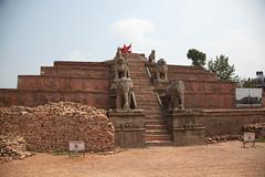Silu Mahadev Temple (Mark S Weaver) Tags: kathmandu nepa