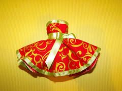 Vestidinho de Natal procurando Corpitcho....fm