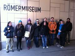 "Vor dem Römermuseum • <a style=""font-size:0.8em;"" href=""http://www.flickr.com/photos/39658218@N03/6398978743/"" target=""_blank"">View on Flickr</a>"