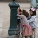 Little French Girls in Paris