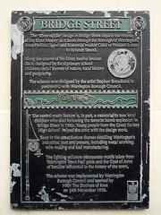 Photo of Black plaque № 8269